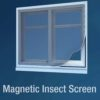 Magnetic Window Screen